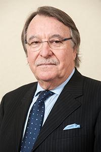 In memoriam Javier Galiano, Socio fundador Albors Galiano Portales