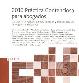 Anuarios Práctica para abogados