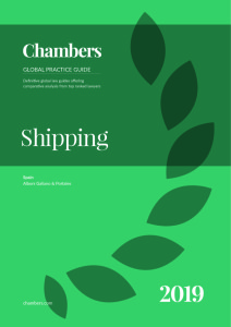 Chambers_Global Practice Guide_Shipping Spain_SPAIN01 copiar