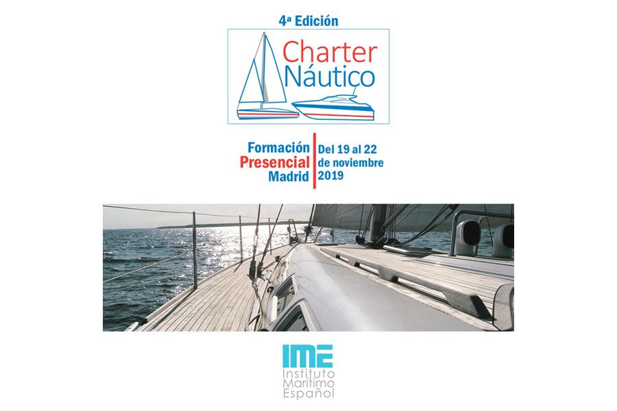 Curso charter nautico