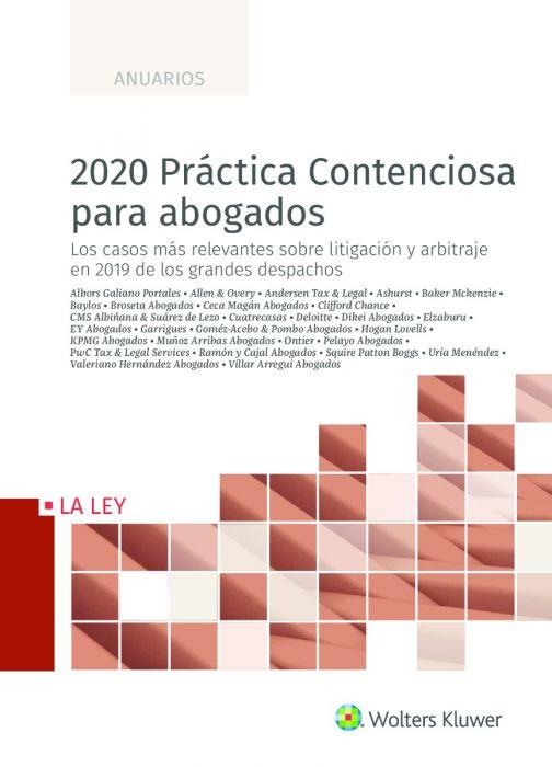 Anuario Practica Contenciosa para Abogados.